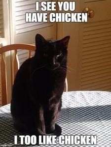 Janet chicken meme